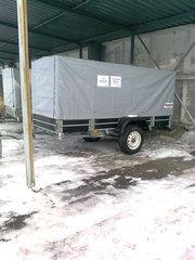 продажа курганских прицепов в Павлодаре, прицепы для снегоходов