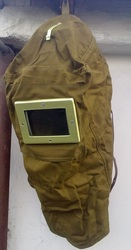 Шлем пескоструйщика МИОТ - 49