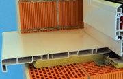Подоконники ламинированные пвх продам в Казахстане