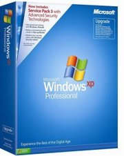 Купить Microsoft Windows XP Professional SP1 Rus