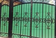 Ворота кованые, новые, отличного качества не китайские продам