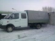 Перевозка грузов Газель