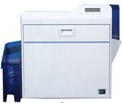 Профессиональный принтер для печати на пластиковых картах
