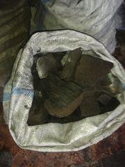 продам уголь древесный ( береза) для шашлыков