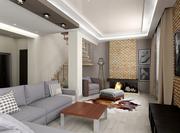 Роскошный дизайн интерьера квартир и домов