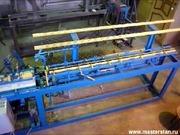Станок автомат для плетения рабицы в Павлодаре.