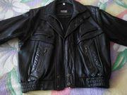 Итальянская куртка из натуральной кожи фирмы Morena