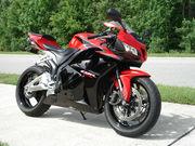 теперь Honda CBR 600 2011