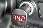 Индикатор напряжения для автомобильного прикуривателя ИН-12П