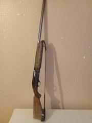 Гладкоствольное охотничье ружье