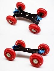 Самый популярный скейтер на рынке - Pico Dolly (Kamerar Mini).