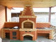 Строительство уличных печей