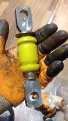 Реактор для приготовления реакционной смеси для полиуратана