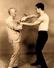 Вин Чун -   Система ближнего боя