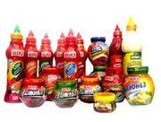Продаём кетчуп и майонез